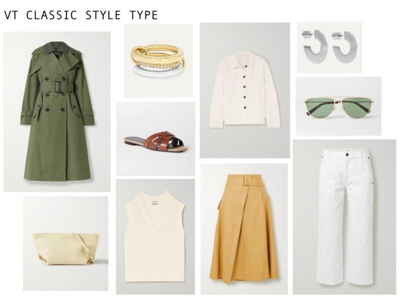 chic style type capsule