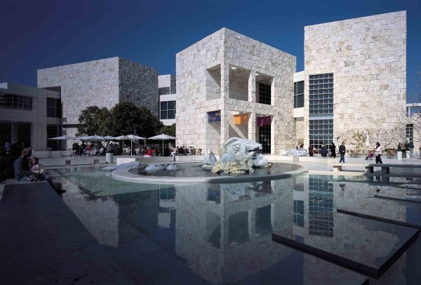 Winter Quarter Getty Museum Design Studio Placement