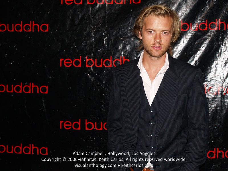 Adam Campbell - Red Buddha 1 Year Anniversary, Hollywood, Los Angeles, California - Copyright © 2006+infinitas. Keith Carlos. All rights reserved worldwide. visualanthology.com + keithcarlos.com