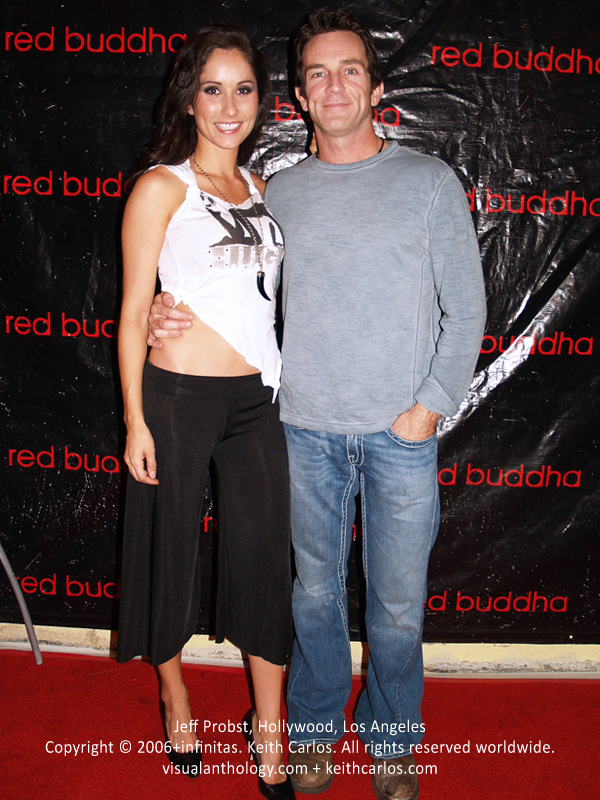 Jeff Probst - Red Buddha, Hollywood, Los Angeles, California - Copyright © 2006+infinitas. Keith Carlos. All rights reserved worldwide. visualanthology.com + keithcarlos.com