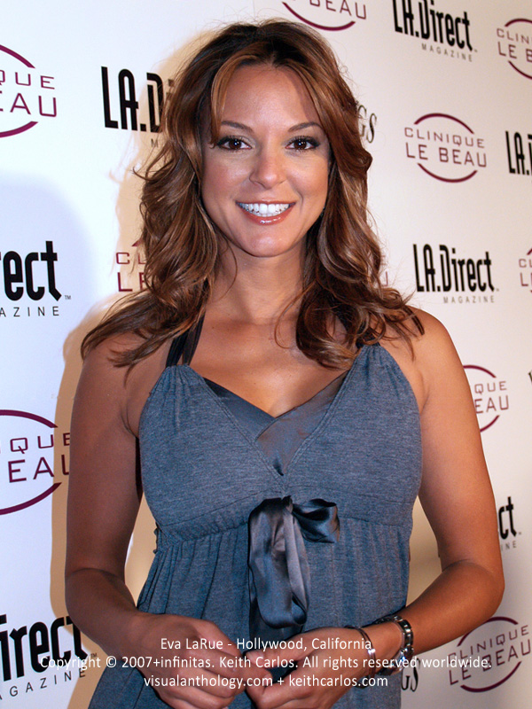 Eva LaRue - CSI: Miami, Los Angeles, California - Copyright © 2007+infinitas. Keith Carlos. All rights reserved worldwide. visualanthology.com + keithcarlos.com