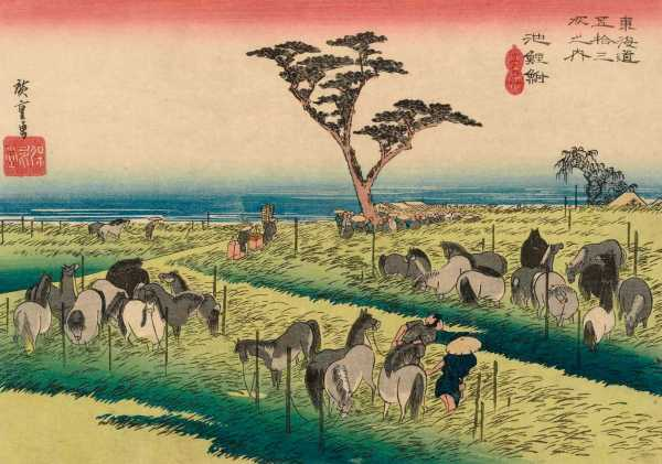 Art Famou Japanese Paintings