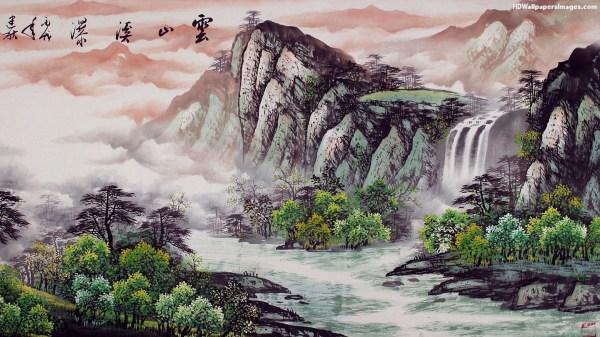 Japanese Painting Ideas - Visual Arts