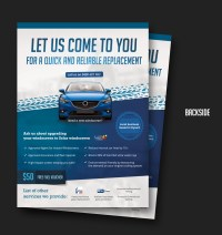 Flyer Design Inspiration and Tips in Designing A Flyer to ...