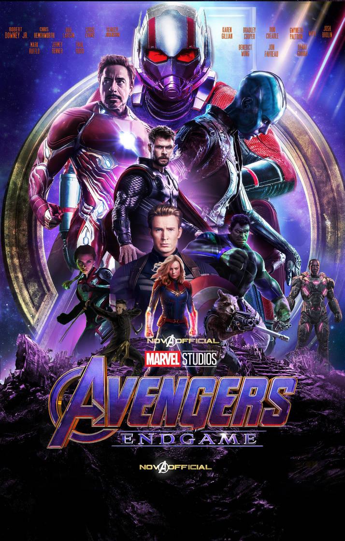 Avenger Endgame Sub Indo : avenger, endgame, Avengers, Endgame, Micro