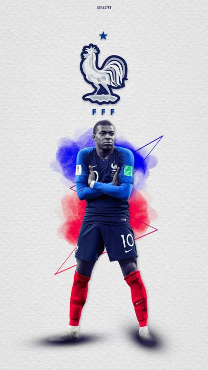 kylian mbappe wallpapers hd for iphone