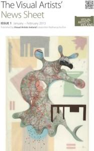 Cover Image. Machteld van Buren, Lady Germany, 2012, collage on paper, 140 x 100cm.