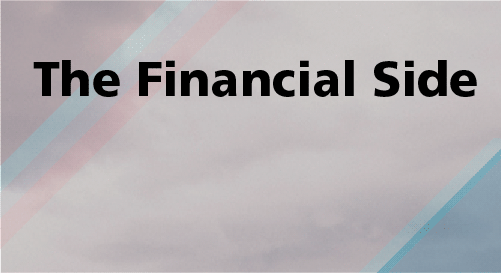 The 'How to' Manual - The Financial Side