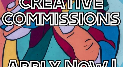 Open Call | Online Commissions, Sydenham Arts, UK
