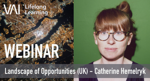 Webinar: Assessing the Landscape of Opportunities with Catherine Hemelryk