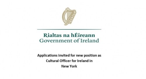 Job Vacancy | Cultural Officer for Ireland in New York