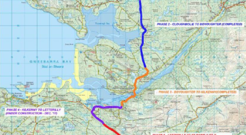 Commission | N56 Dungloe to Glenties Road Scheme Public Art Project