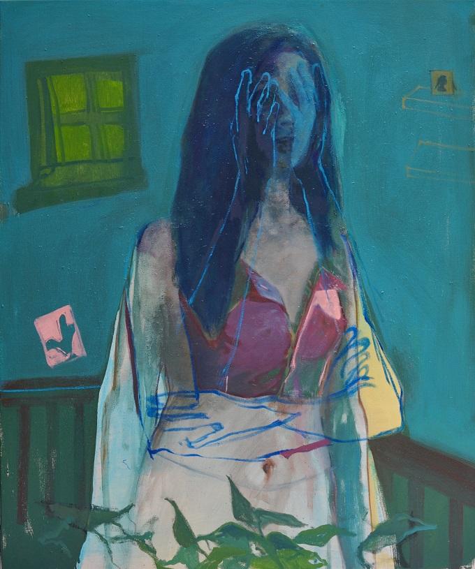 A Murder of Pentimenti | Trina Hobson at ArtisAnn Art Gallery, Belfast