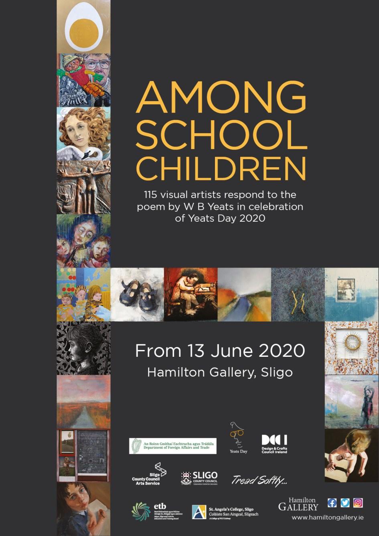 Among School Children | Hamilton Gallery Online