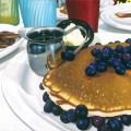 Ingram_Cedric_Breakfast at Lucky's_Oil Pastels