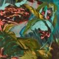 Simpson, Susan, Garden Dream, Acrylic, 30 x 40