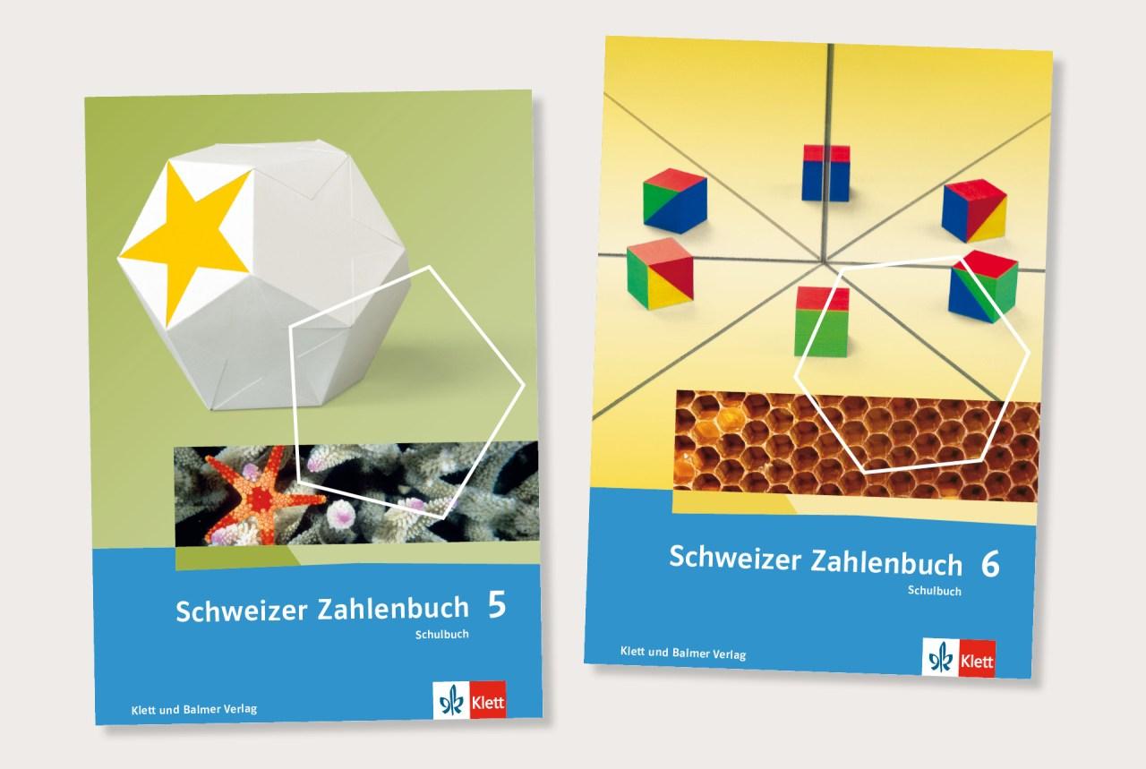 Schweizer Zahlenbuch Klett & Balmer