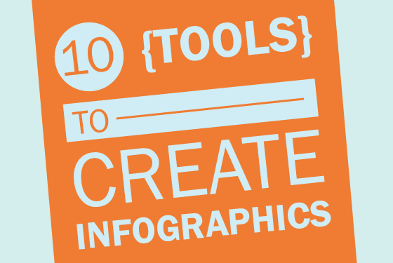 Top 10 Free Online Tools to Create Your Infographics [Slideshow]