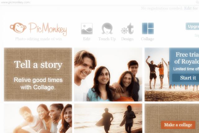 PicMonkey Filter