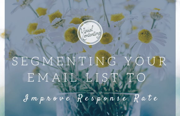 Segmenting Your Email List to Improve Response Rate