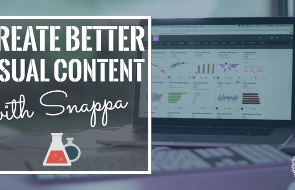 Create Better Visual Content with Snappa [#mapodcast]