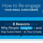 How to Re-engage Your Email Subscribers [Infographic]