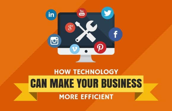 How Technology Can Make Your Business More Efficient