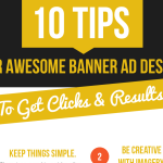 10 Tips for Awesome Banner Ad Design to Get Clicks and Results [Infographic]