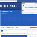 Facebook Image Cheat Sheet [Infographic]