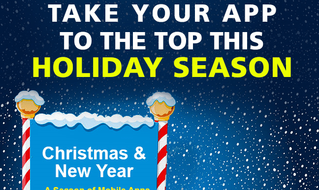 Take Your App to the Top this Holiday Season [Infographic]