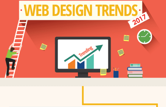 Web Design Trends 2017 [Infographic]