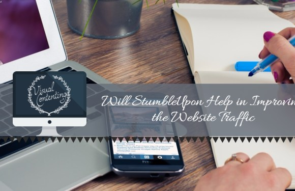 Will StumbleUpon Help in Improving the Website Traffic