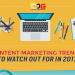 Content Marketing Trends to Watch out for in 2017 [Infographic]