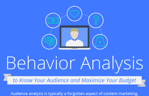 Behavior Analysis to Know Your Audience and Maximize Your Budget [Infographic]