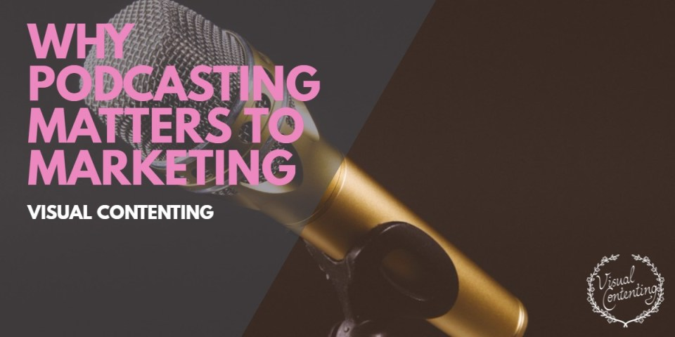 Why Podcasting Matters to Marketing [Infographic]