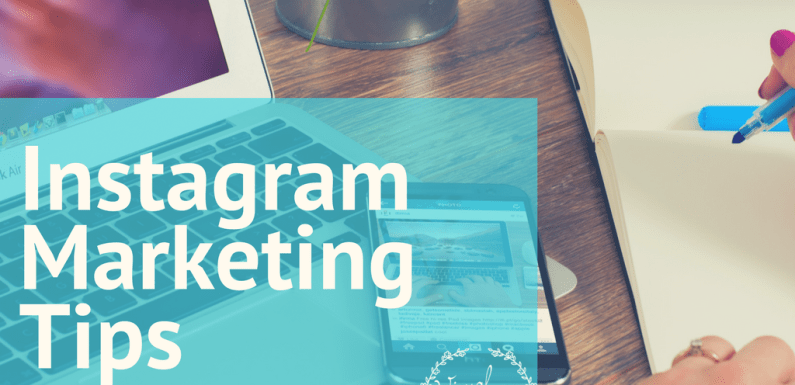 Instagram Marketing Tips from the Best Brands [Infographic]