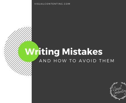 Common Writing Mistakes and How to Avoid Them [Infographic]