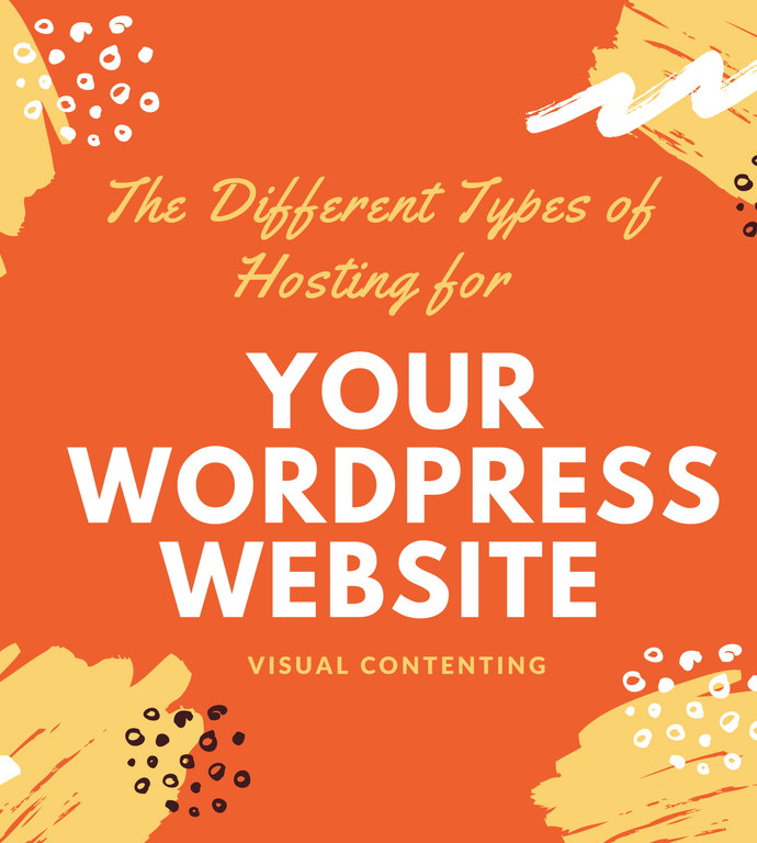 The Different Types of Hosting for Your WordPress Website [Infographic]