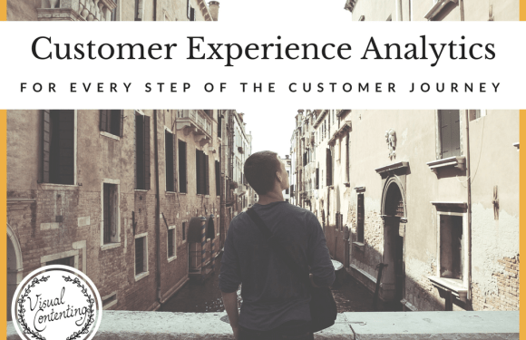 Customer Experience Analytics for Every Step of the Customer Journey [Infographic]