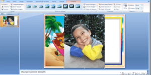 Imagem6 thumb - Como fazer a montagem de fotos no PowerPoint com estampas, molduras e calendários.