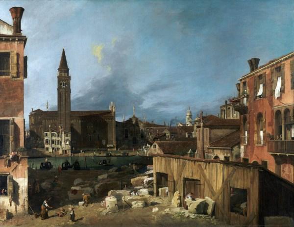 Giovanni Antonio Canal Canaletto