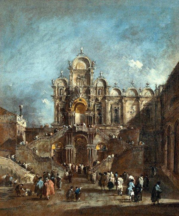 Francesco Guardi National Of Art Samuel