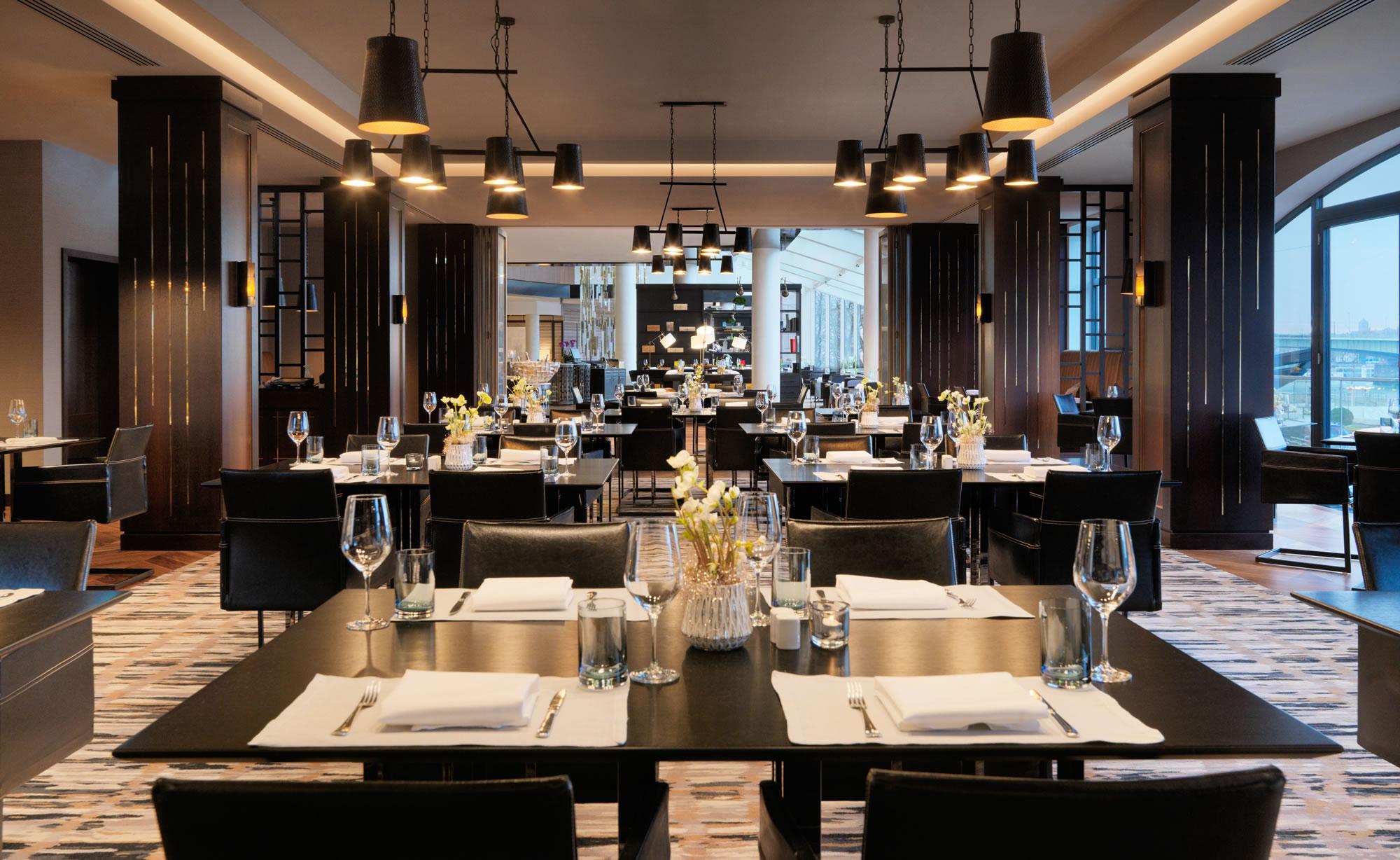 Hyatt Regency Cologne  Lighting Design  Visual Energy