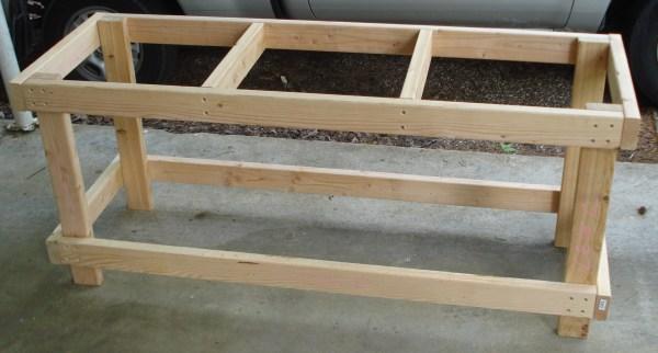 Woodwork 2x4 Workbench Plans Free Pdf