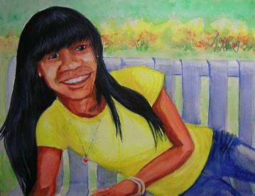 Portrait of Friend 2