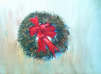 Variations on a Christmas Wreath