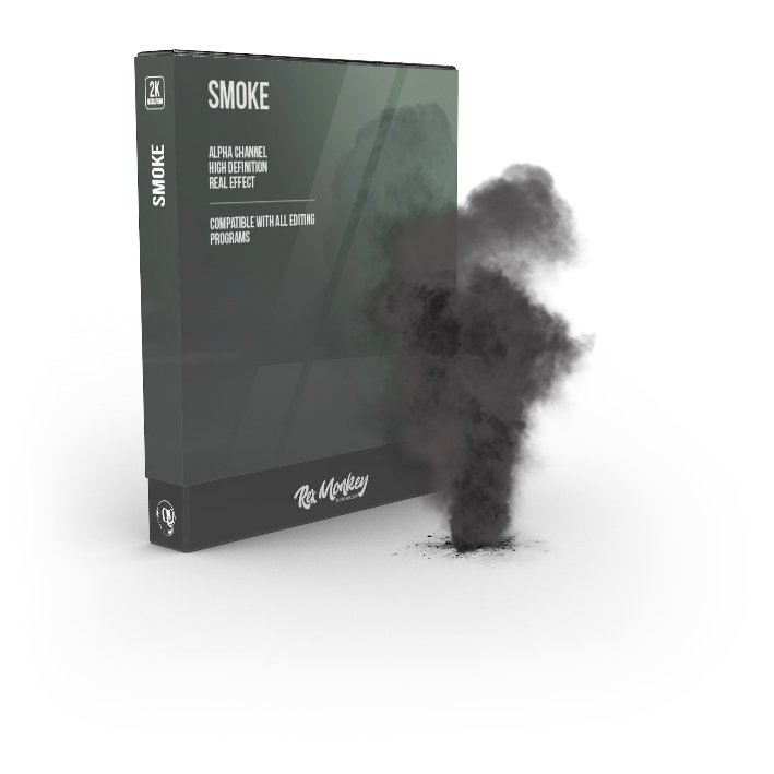 Smoke Bundle - Alpha Channel