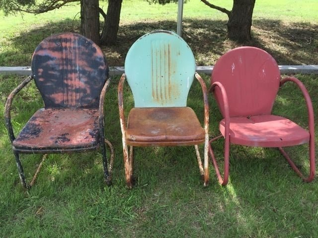 antique lawn chairs tables and for party to hire vintage metal visual hunt 1000 ideas about on pinterest
