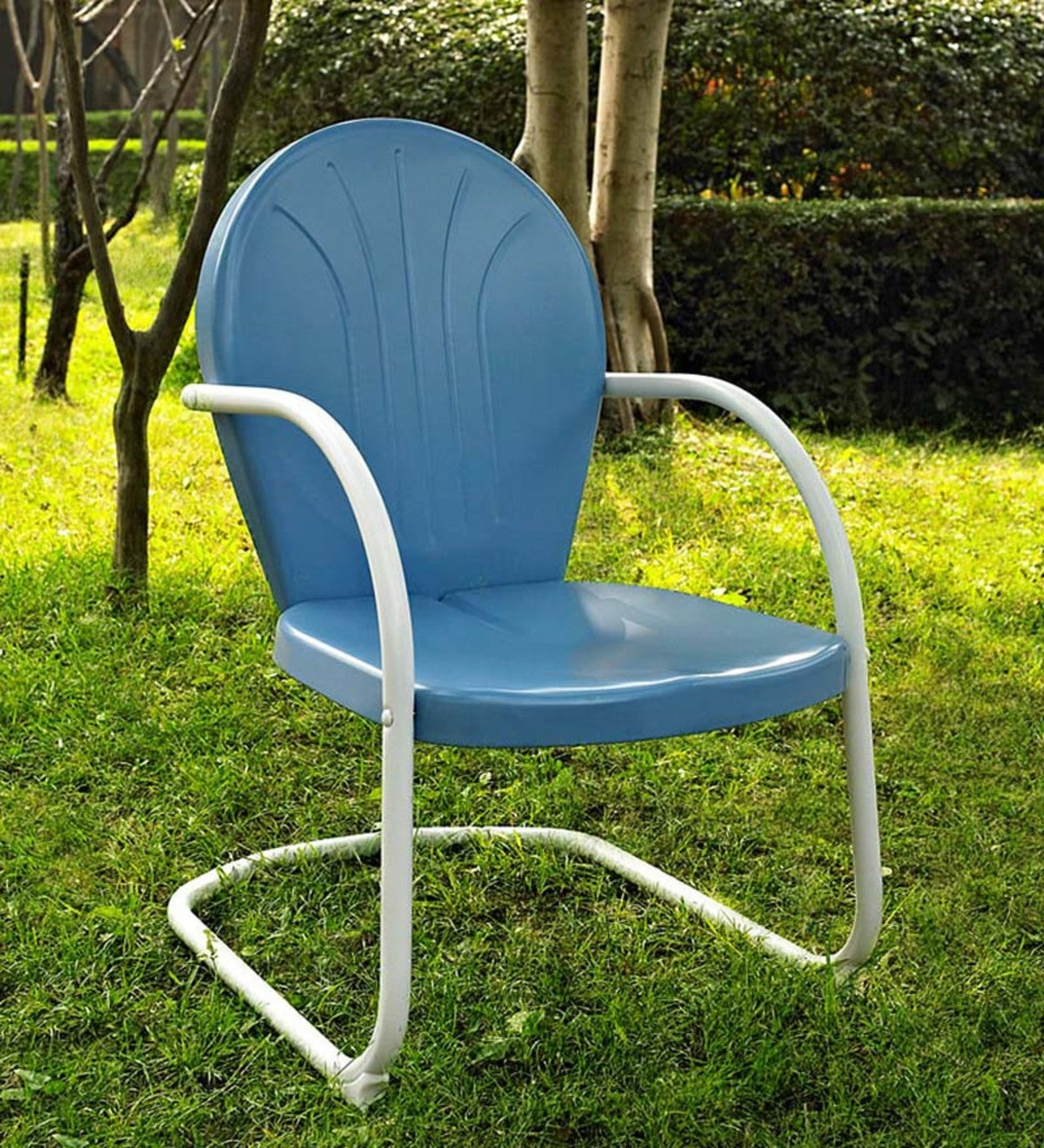 old metal chairs modern nursing chair vintage lawn visual hunt 25 best ideas about on pinterest