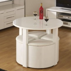 Space Saver Kitchen Table And Chairs Purple Rugs Washable Saving Visual Hunt Best 25 Dining Ideas On Pinterest